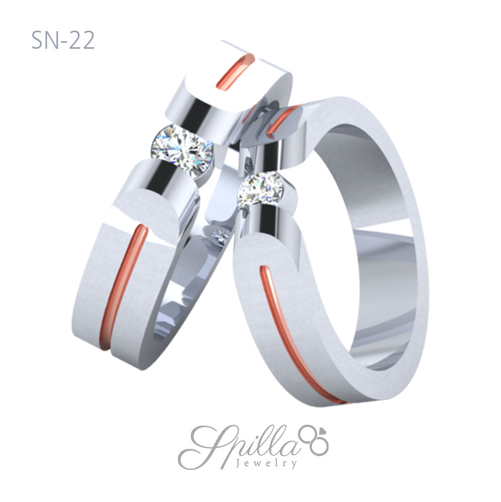 Couple Ring SN-22
