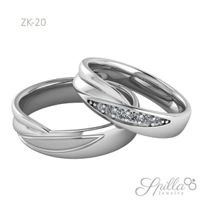 Couple Ring ZK-20