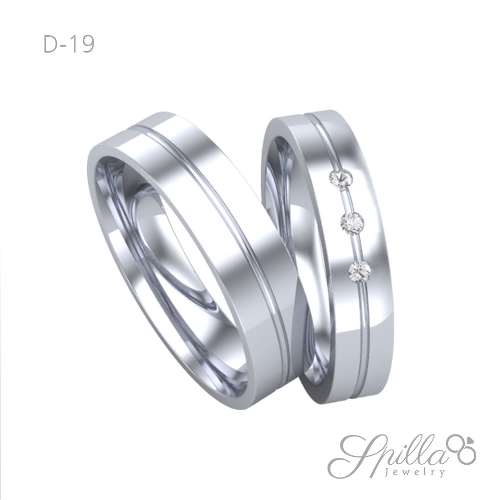 Wedding Ring D-19