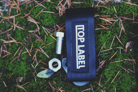 TopLabel Universal Tow Straps