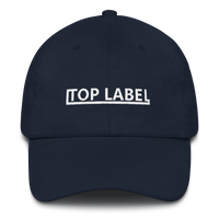 TopLabel Dad Hat