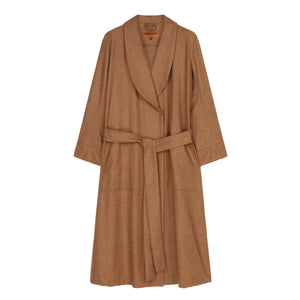 Wool Dressing Gown