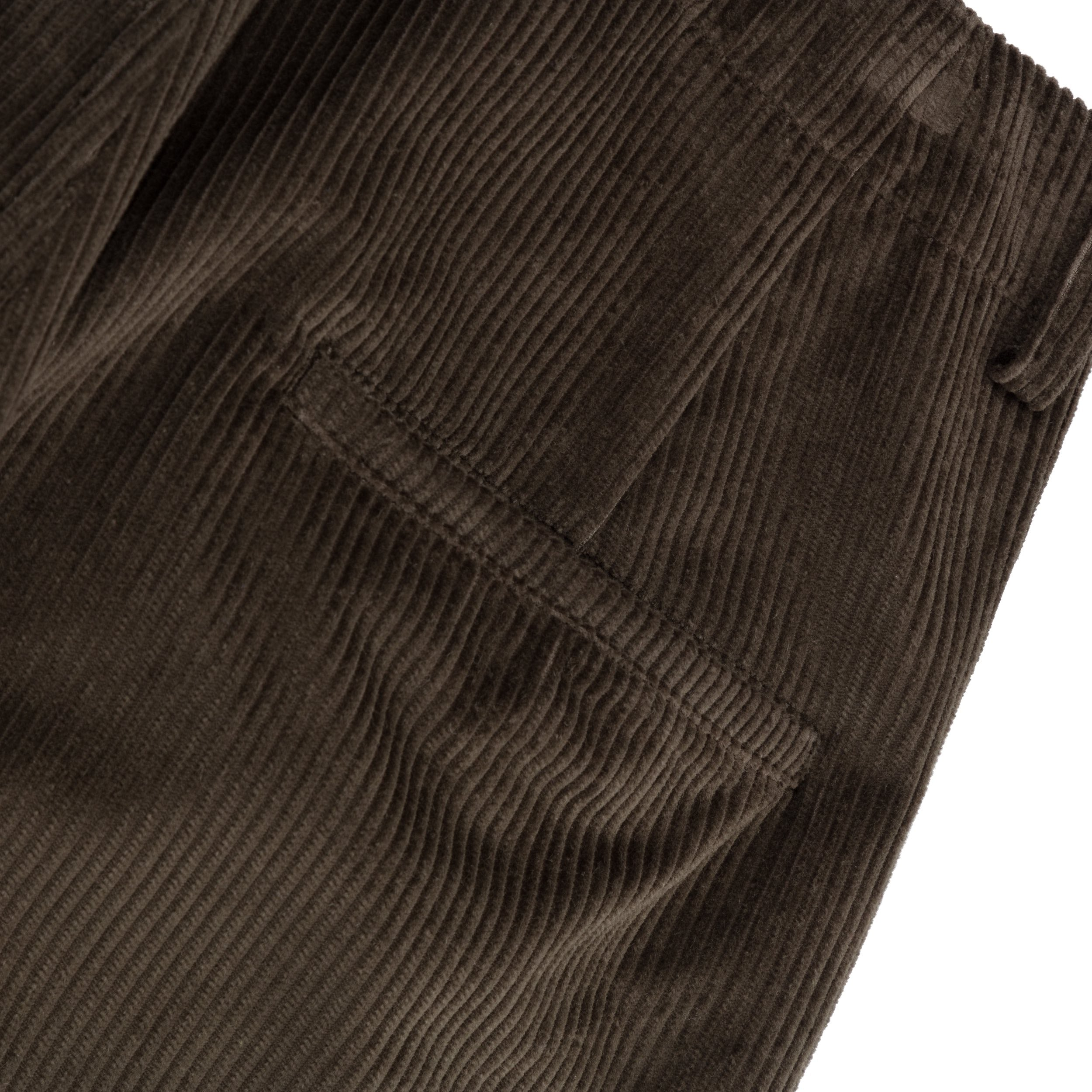 Corduroy Wide Legged Trouser