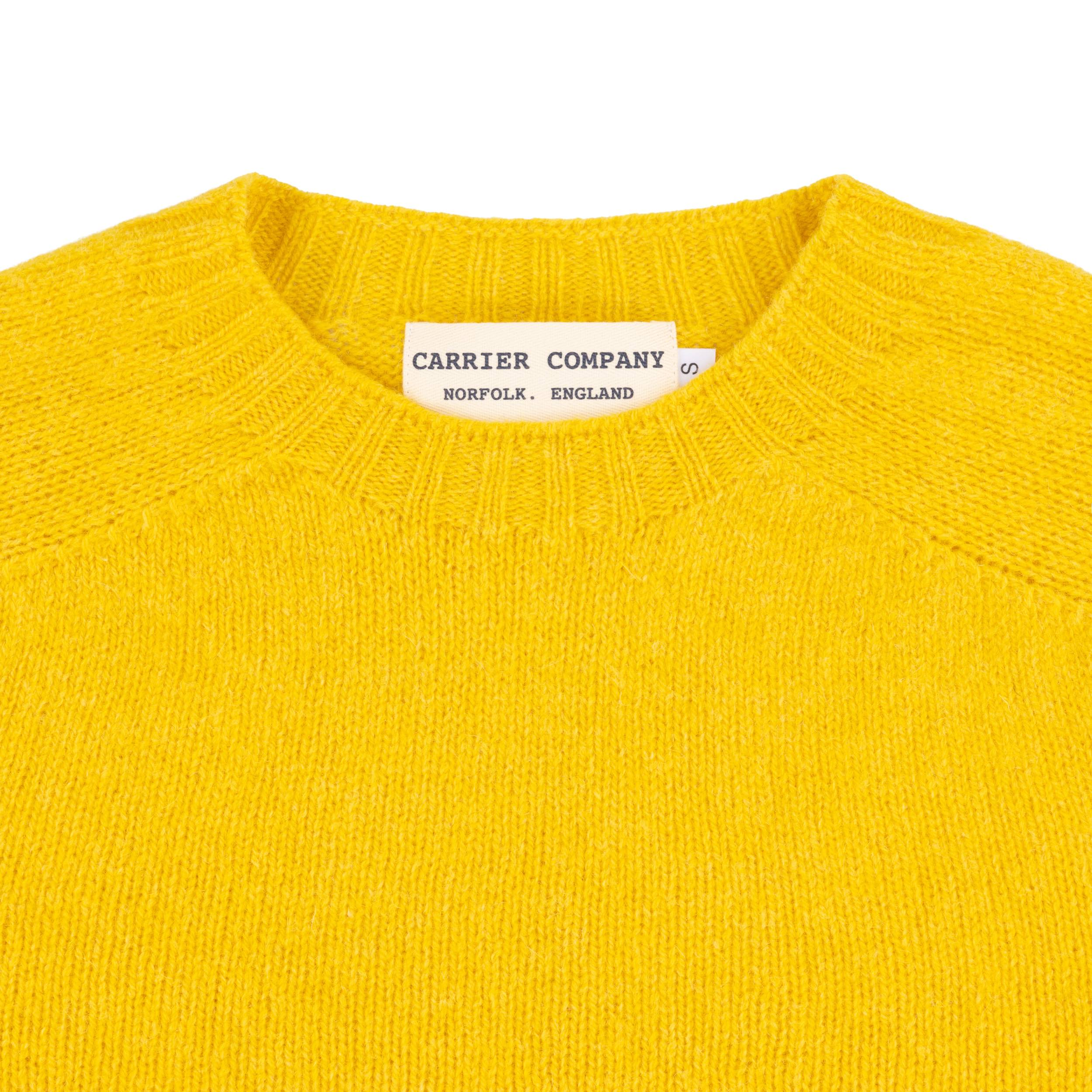 Superior Lambswool Jumper
