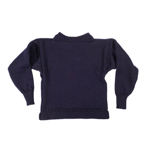 Childs Navy Guernsey