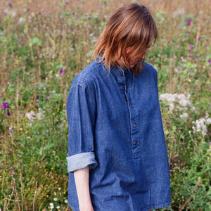 Denim Work Shirt 4