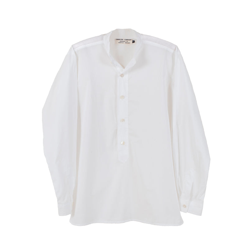Men's Lightweight Collarless Work Shirt