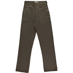 Women's Long Trouser Olive
