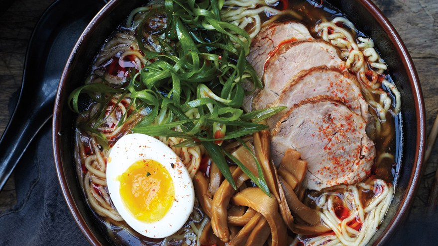 The True World of Ramen