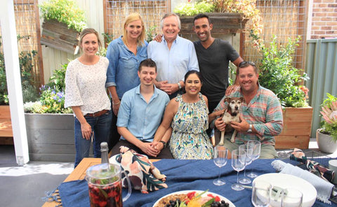 Better Homes and Gardens team with Amanda Swap Studio The Old New