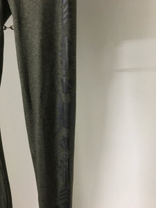 Body (Cotton On) Grey Tights with Pattern Size XS (6-8)