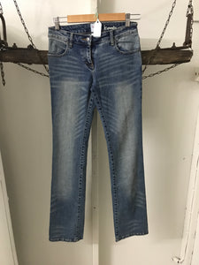 Sass N Bide Straight Red Pocket Size 27