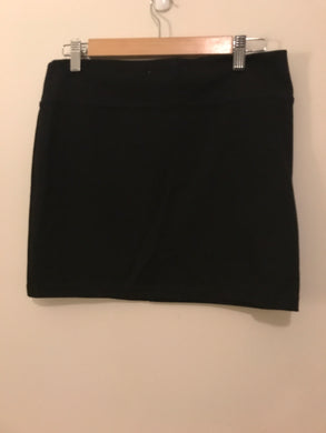 Review black mini skirt Size 12