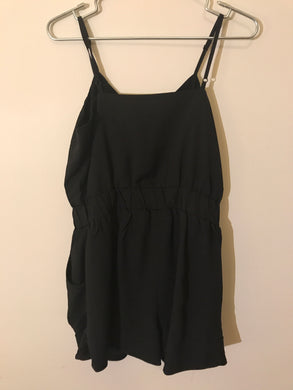 Ally black jumpsuit Size 10 estimate