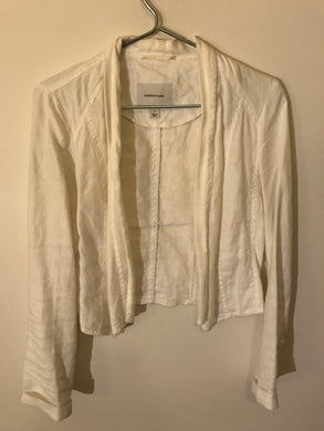 Country Road off-white long-sleeved jacket Size 4