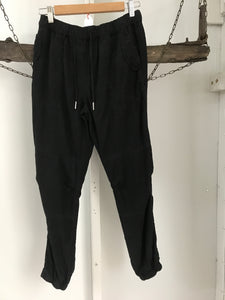 Country Road Black Cargo Pants Size 4