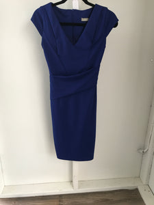Forecast Blue Evening Dress Size 6
