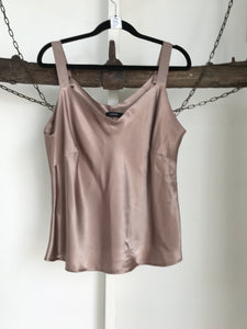 Eve Hunter Bronze Camisole Top Size 16