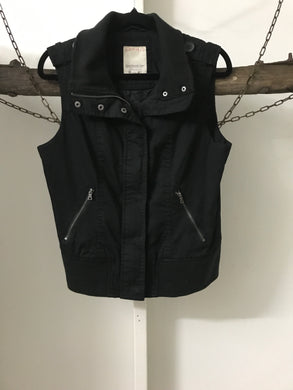 Esprit Black Sports Vest Size 6