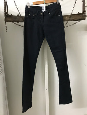 Sass N Bide Black Lace Pockets Size 26