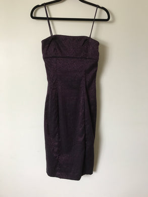 Guess pink with lace overlay slim dress Size S (estimated 8)