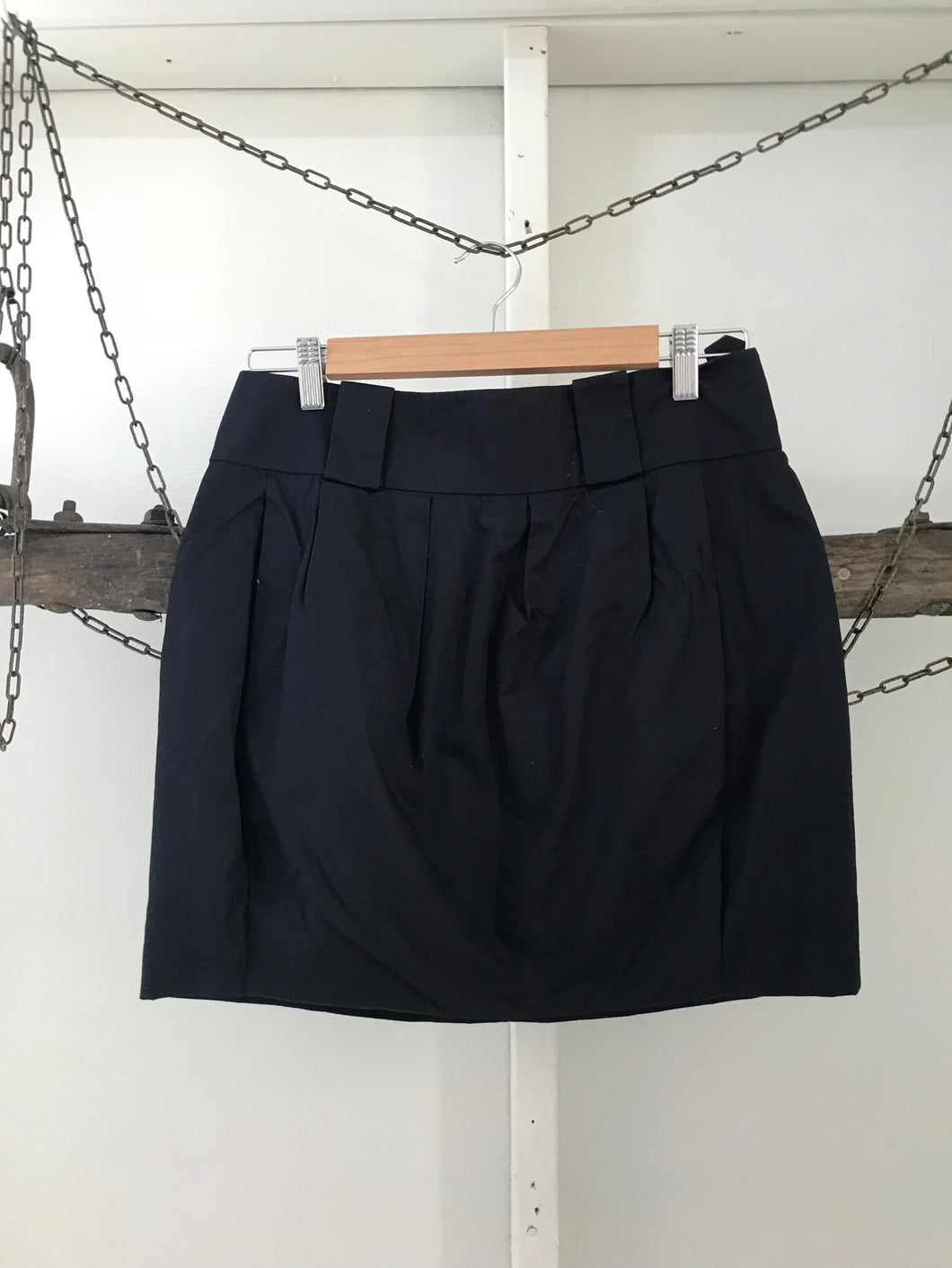 Country road navy skirt Size 6