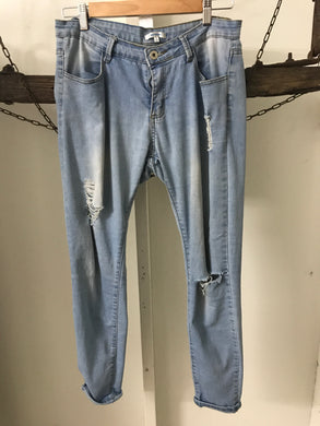 Valleygirl Ripped Jeans Size 10