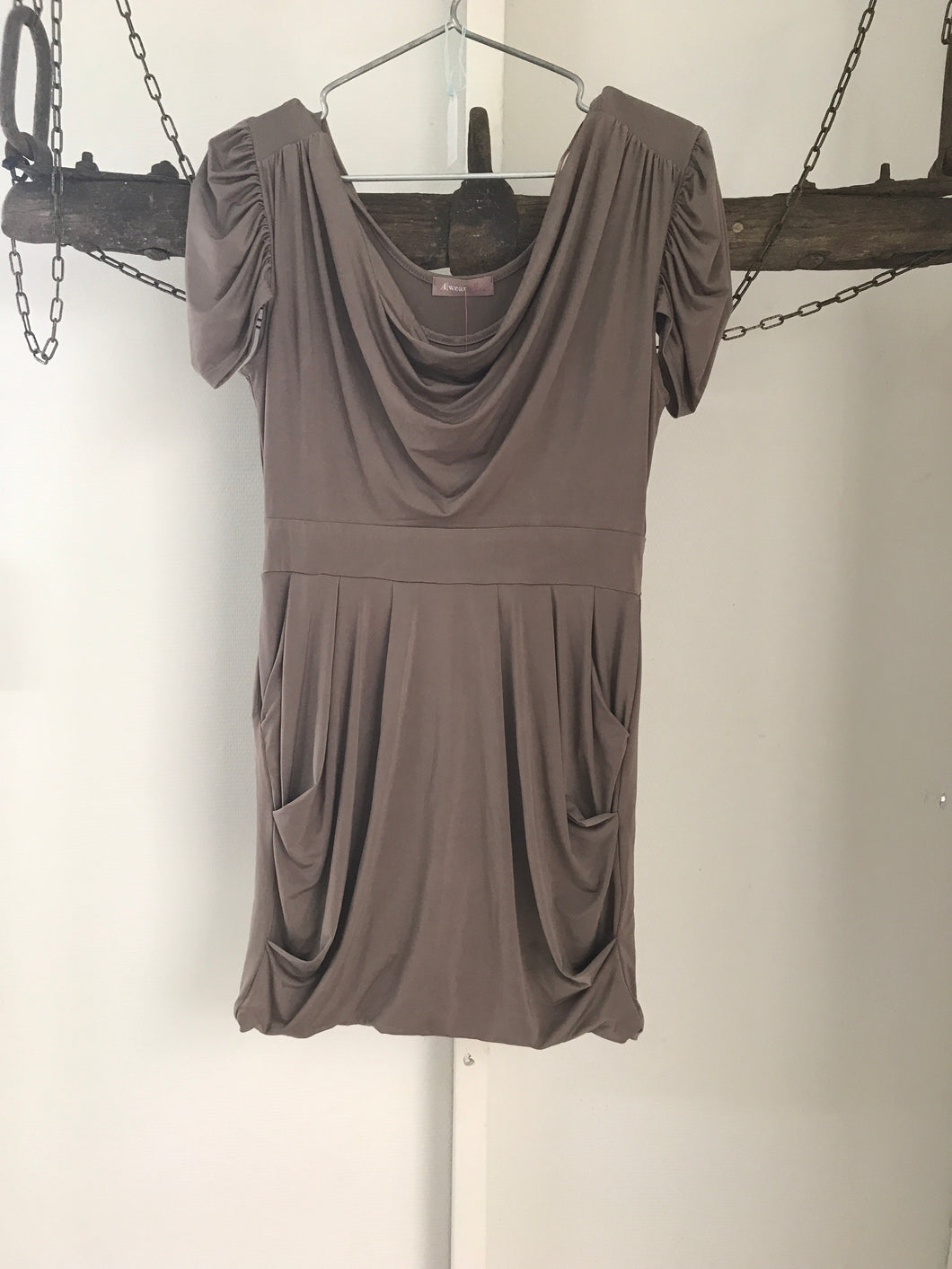A Wear Bronze Dress Size 10 NWT