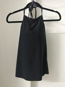 Body (Cotton On) Black Houlter built in bra Size M
