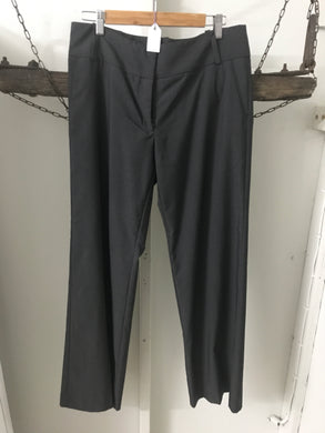 Cue Grey Tailored Pants Size 12