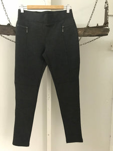 Rockmans grey slim straight fitted pants Size S (estimated 8)