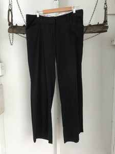 Laura Ashley Black Dress Pants 18