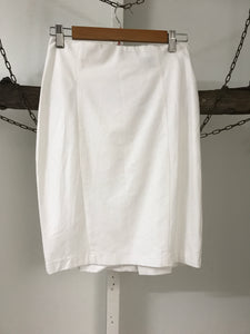 Portmans White Skirt Size 14