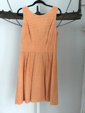 Cue Orange Dress Size 12