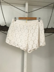 Atmos & Here Lace Shorts Size 14