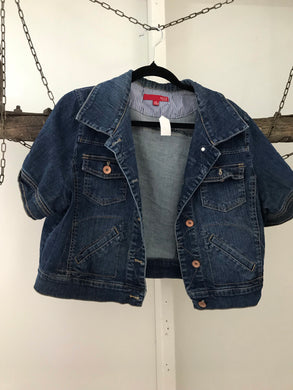 xrd denim denim short bolero Size 16