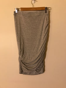 Cotton on grey stretch skirt Size S (8 estimate) NWT