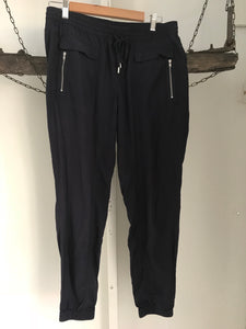 Witchery navy light cargo pants Size 10
