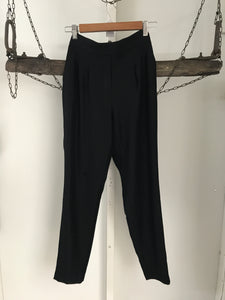 Tokito Black Straight Pants Size 6