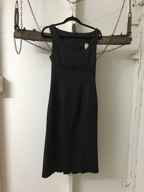 Cue Charcoal Business Dress Size 6