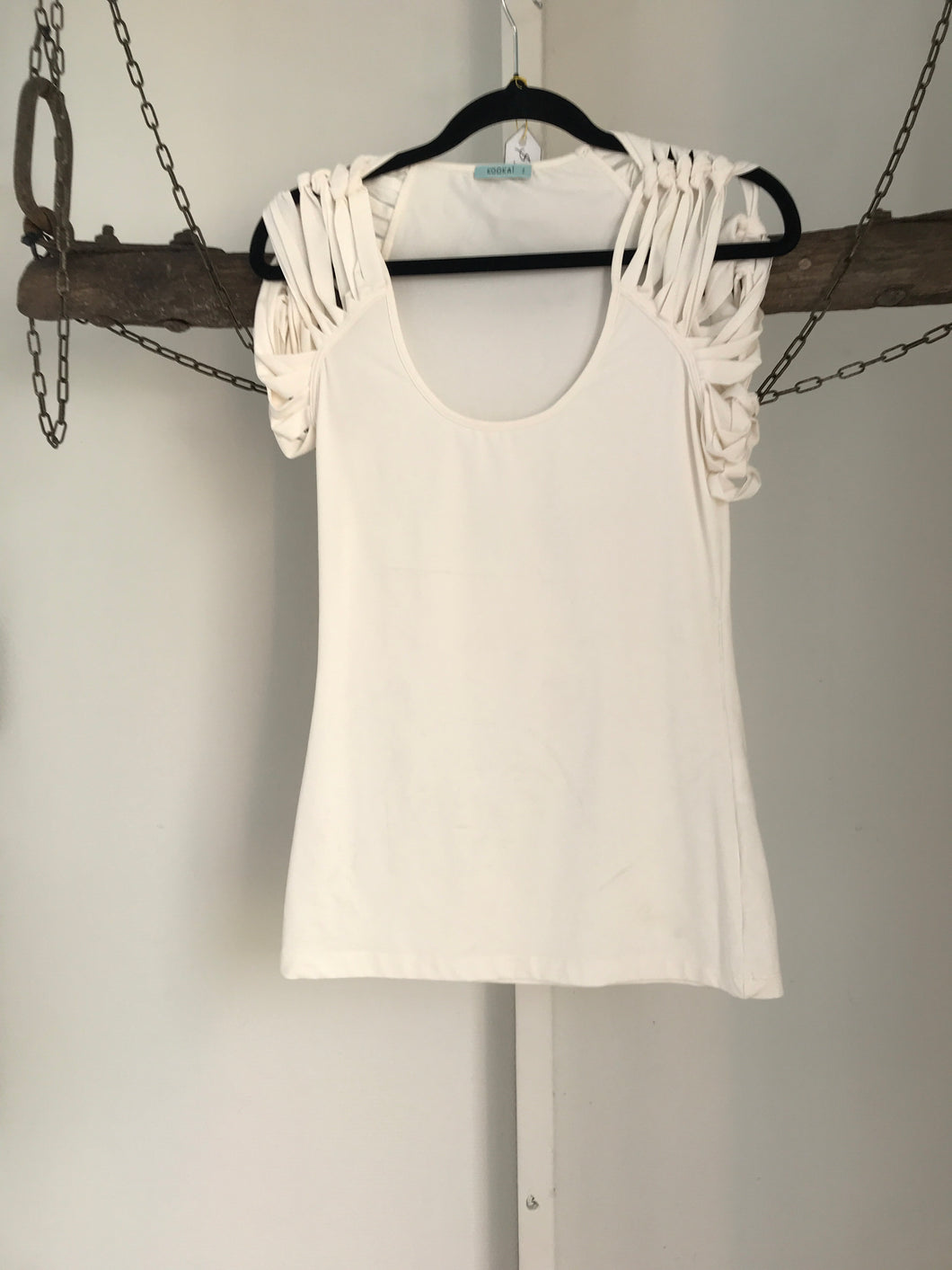 Kookai White Top 2 (8)