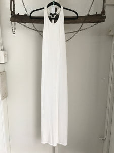 Ralph Lauren Black Label White Maxi Dress Size 12 (L)