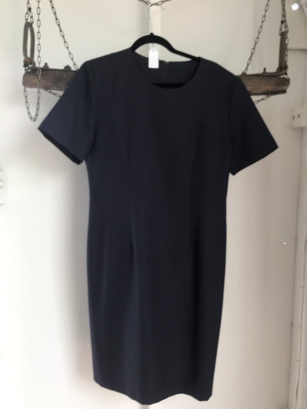 No Label Navy Corporate Dress Size 16