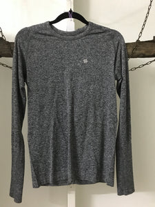Emerson Grey Long Sleeve Size 8