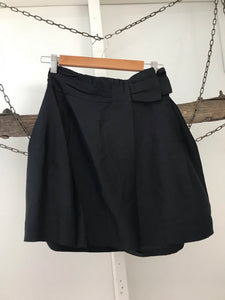 Wayne Cooper black puffy skirt Size 6-8