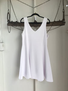 ASOS White Dress Size 14
