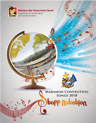 Maramon Convention 2018 Staff Notation