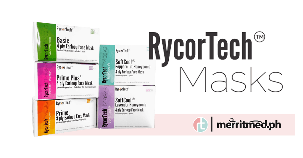 Davao based RycorTech makes quality face masks for Filipinos