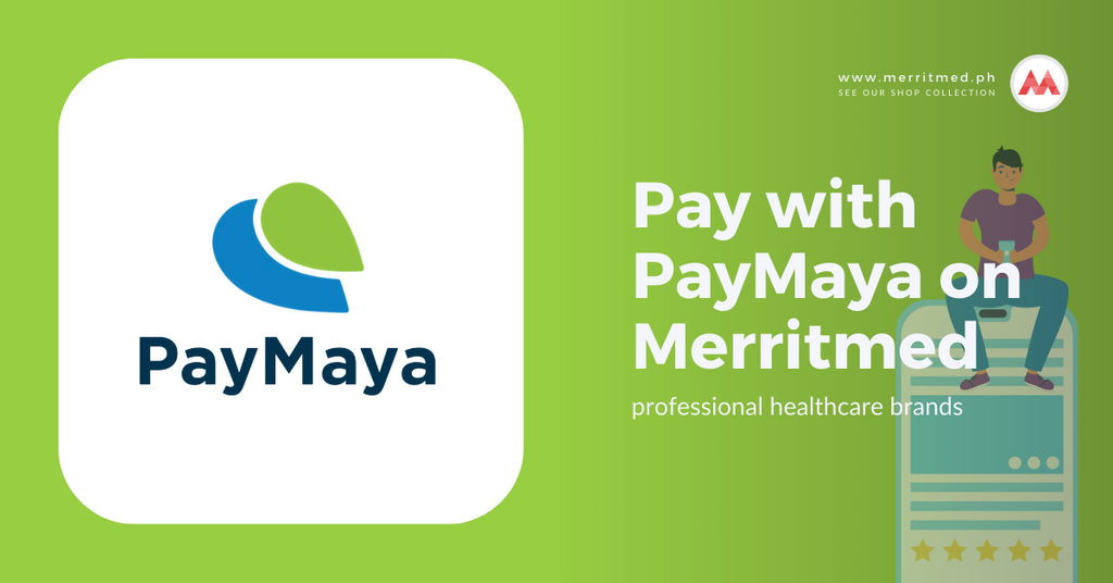 Pay with PayMaya on Merritmed PH