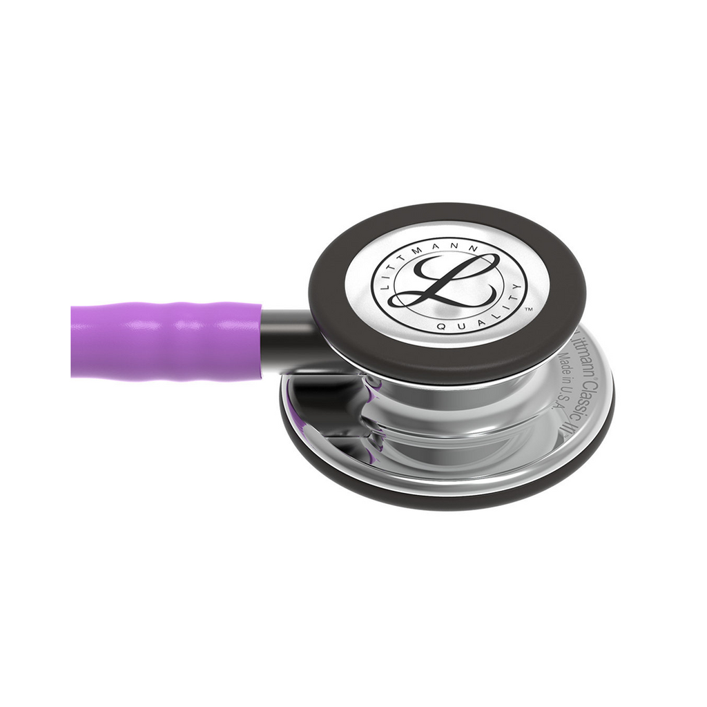 3m littmann classic iii lavender tube mirror finish stethoscope free engraving philippines